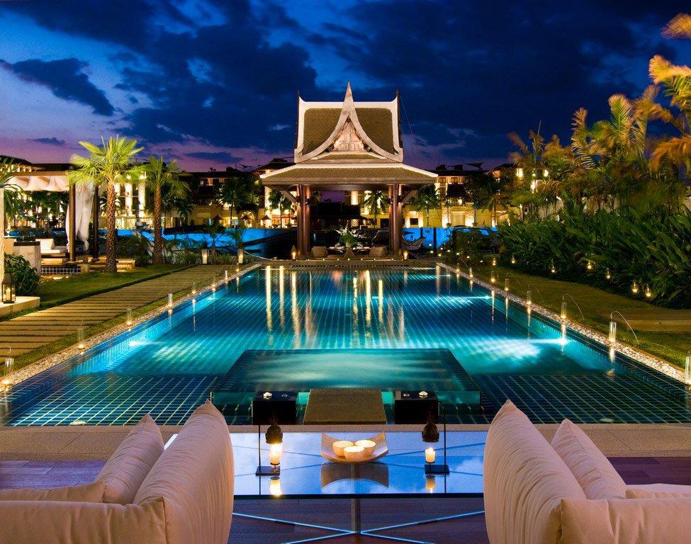 Картинки красивых отелей мира